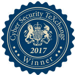 Cronus wins the 2017 Cyber Security TeXchange Award